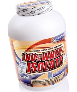 Iron Maxx 100% Whey Isolate (2500 грамм)