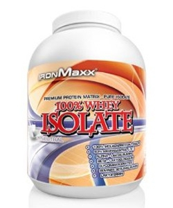 Iron Maxx 100% Whey Isolate (2000 грамм)