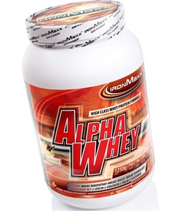 Iron Maxx Alpha Whey (1250 грамм)