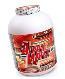 Iron Maxx Alpha Whey (3500 грамм)