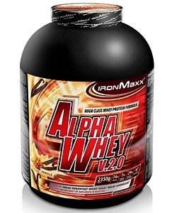 Iron Maxx Alpha Whey v.2.0 (2350 грамм)