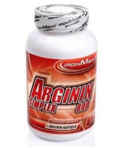 Iron Maxx Arginin Simplex 800 (130 капсул)