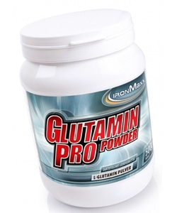 Iron Maxx Glutamin Pro Powder (500 грамм)