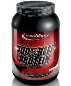 IronMaxx 100% Beef Protein (900 грамм, 18 порций)