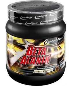 IronMaxx Beta Alanin (500 грамм, 125 порций)