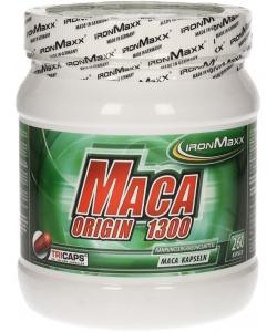 Ironmaxx Maca Origin 1300 (260 капсул, 130 порций)