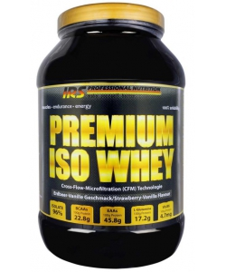 IRS Professional Nutrition Premium Iso Whey (1020 грамм, 34 порции)