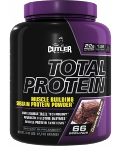 Cutler Nutrition Total Protein (2310 грамм, 66 порций)