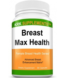 KRK Supplements Breast Max Health (90 капсул, 45 порций)