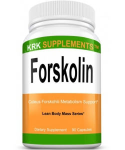 KRK Supplements Forskolin (90 капсул)