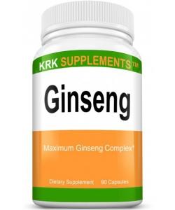 KRK Supplements Ginseng (90 капсул, 45 порций)