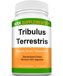 KRK Supplements Tribulus Terrestris (90 капсул)