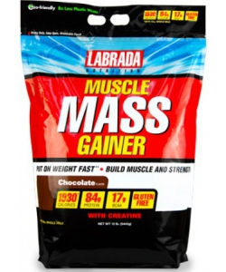 LABRADA MUSCLE MASS GAINER (2720 грамм, 8 порций)