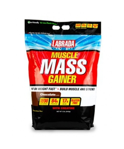 LABRADA MUSCLE MASS GAINER (5443 грамм, 16 порций)