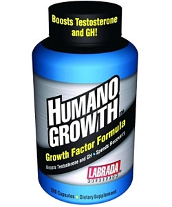 Labrada Nutrition Humano Growth (120 капсул)
