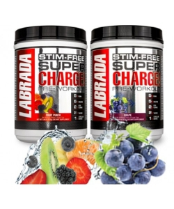 LABRADA Super Charge виноград (675 грамм, 25 порций)