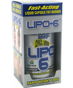 Nutrex Lipo 6 (240 капсул)