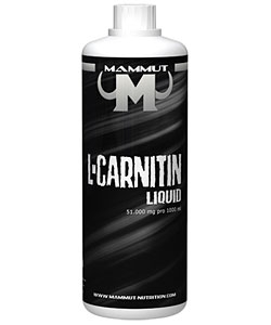 Mammut Nutrition L-Carnitine Liquid (1000 мл)