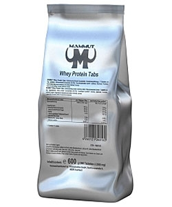 Mammut Nutrition Whey Protein Tabs (300 таблеток)