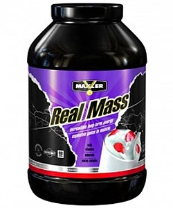 Maxler Real Mass (4540 грамм)