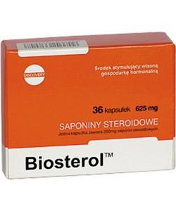 Megabol Biosterol (36 капсул)