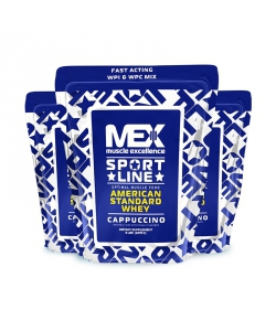 MEX Muscle Excellence American Standart Whey (2270 грамм)