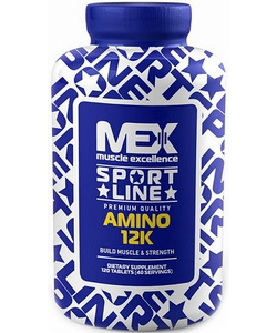 MEX Muscle Excellence Amino 12K (120 таблеток)