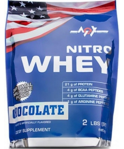 MEX Muscle Excellence Nitro Whey (910 грамм)