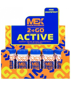MEX Nutrition - Active Shot (70 ампул, 70 порций)