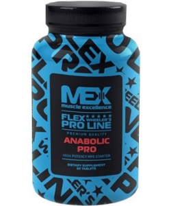 MEX Nutrition Anabolic Pro (60 таблеток, 30 порций)