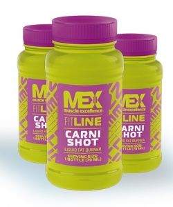 MEX Nutrition Carni Shot 70ml (70 мл, 1 порция)