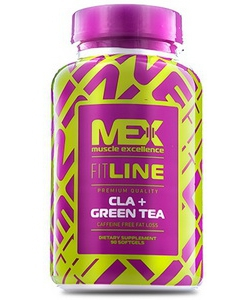 MEX Nutrition CLA + Green Tea (90 капсул)