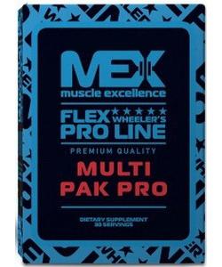 MEX Nutrition Multi Pak Pro (30 пак.)