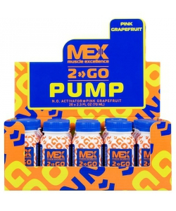 MEX Nutrition Pump Shot (70 мл, 20 порций)