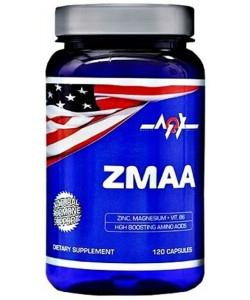 MEX Nutrition ZMAA (120 капсул, 60 порций)