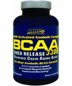 MHP BCAA 3300 (120 таблеток, 30 порций)