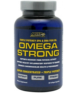 MHP Omega Strong (60 капсул)