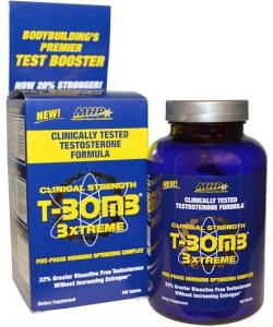 MHP T-Bomb 3xtreme (168 таблеток, 56 порций)