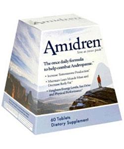 МНР Amidren (60 таблеток)
