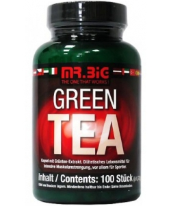 Mr. Big Green Tea (100 капсул)