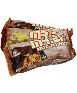 Mr. Big Nut to Nut Protein Bar (85 грамм)