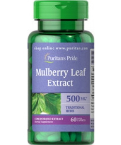 Mulberry Leaf 4:1 Extract (60 капсул, 60 порций)