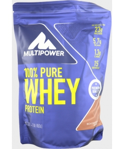 Multipower 100% Pure Whey Protein (450 грамм, 15 порций)