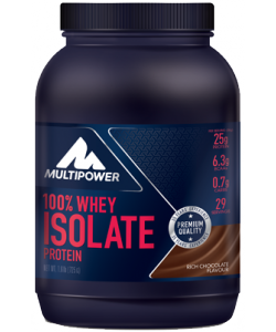 Multipower 100% Whey Isolate Protein (725 грамм, 24 порции)