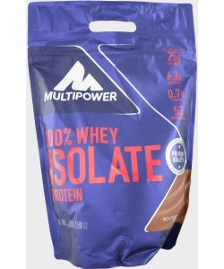 Multipower 100% Whey Isolate Protein (1590 грамм, 53 порции)