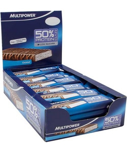 Multipower 50% Protein Bar 24х50 g (1200 грамм)