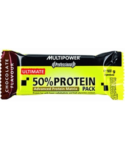 Multipower 50% Protein Pack (1 батонч.)