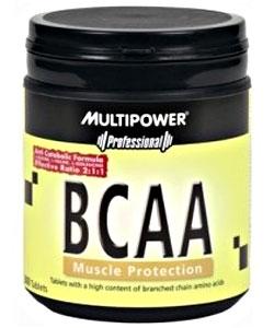 Multipower BCAA (300 таблеток, 60 порций)