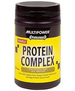 Multipower Double Protein Complex (120 таблеток)