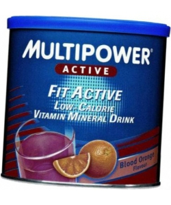 Multipower Fit Activ (400 грамм, 20 порций)